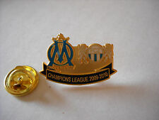 a1 ZURICH - O. MARSEILLE cup uefa champions league 2010 spilla football pin