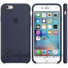 SILICONE SOFT CASE COVER Ultra-Thin for iPhone 6S/6 Plus/7/7 Plus USA