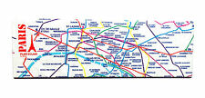 Magnet - Paris, France Subway System Map - Fun & Functional!
