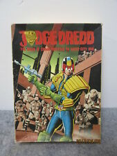 Judge Dredd Board Game By Games Workshop 1982