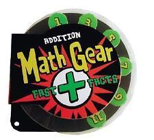 Math Gear: Fast Facts - Subtraction [MATH GEAR FAST FACTS MATH GEAR] [Hardcov