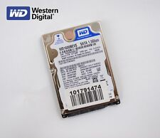 Western Digital 160gb Disco Rigido Notebook Hdd SATA 2,5 pollici WD 1600 BEVS - 08vat2
