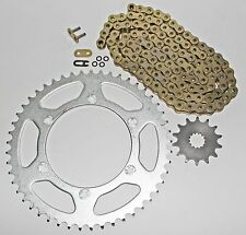 2005-2009, 2014 YAMAHA YZ450F 450 F GOLD O RING CHAIN AND SPROCKET 13/50 114L