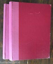 1962 DOMENICA DEL CORRIERE 2 volumi