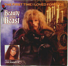 Beauty & The Beast TV Series Theme 45 RPM Record