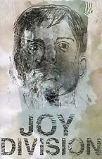 Joy Division Poster - Limited Edition of 100 - Rare