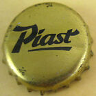 PIAST BEER used CROWN, Bottle Cap, Wroclaw, POLAND, Polish Beer, CLOSED in 2004