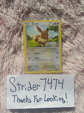 NEW Build a Bear Eevee Pokemon Card TCG 63/98 Sold Out Rare