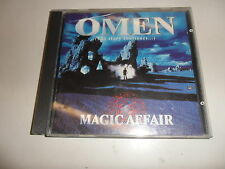 Cd    Magic Affair  – Omen (The Story Continues...)