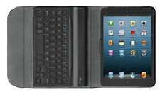 NEW TRUST EXECUTIVE IPAD MINI FOLIO WITH BLUETOOTH QWERTY KEYBOARD & STAND 19382