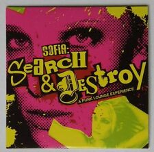 Sofia Search & Destroy Punk Lounge Experience CardPS CD