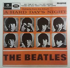 The Beatles A Hard Day's Night CD-Single portada carton vinyl replica
