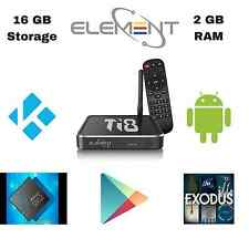 FULLY LOADED 2016 Element Ti8 Android TV Box S912 Kodi 16.1 Android 6.0