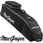 """2016"" MACGREGOR VIP DELUXE WHEELED PADDED GOLF BAG FLIGHT COVER TRAVEL COVER"