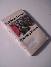 Long March by William Styron! 1968 1st-Print! USMC Death March, WWII, POW