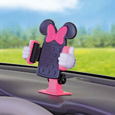 New DISNEY Minnie Mouse 3D Phone Mount Holder Car Accessories