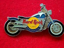 HRC Hard Rock Cafe Stockholm Blue Harley Fat Boy Motorcycle LE1000