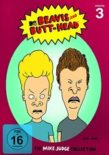 BEAVIS & BUTT-HEAD VOL.3  3 DVD NEU MIKE JUDGE