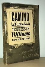 Tennessee Williams - Camino Real - REVIEW COPY 1st 1st - Streetcar Named Desire