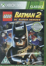 LEGO Batman 2 DC Super Heroes Xbox 360 Xbox360 Game