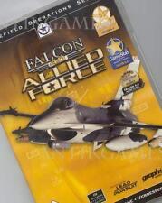 Falcon 4.0 4 Allied Force PC KEIN IMPORT mit deutscher Anleitung  in DVDBOX