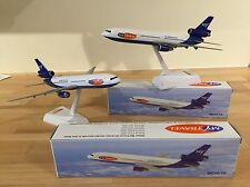 2 MODEL AIRCRAFT (2 MYTRAVEL AIRWAYS (AIRTOURS THOMAS COOK) DOUGLAS DC10'S £7.99