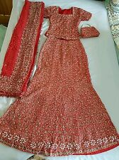 Bridal lenga asian wedding lengha wedding wear partywear salwar kameez