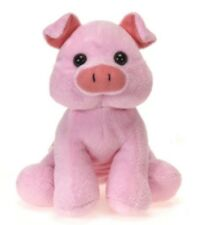 "7"" Lil Buddies Pig Plush Stuffed Animal Toy - New"
