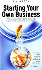 Starting Your Own Business 4e: The Bestselling Guide to Planning and Building a