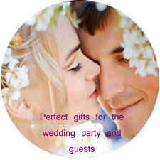 50 non slip coasters personalized your photo neoprene rubber weddings party