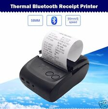 Mobile Printer Portable Bluetooth Wireless Receipt Thermal Printer for Android
