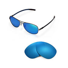New Walleva Polarized Ice Blue Replacement For Ray-Ban RB8301 59mm