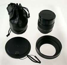 CONTAX Zeiss T* Planar 1,4/85 85 85mm F1,4 1,4 MM adapt. EOS A7 top near mint