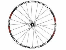 "Easton EA70 XC 26"" Mountain Bike Disc Front Wheel 15MM QR Axle Black Rim"
