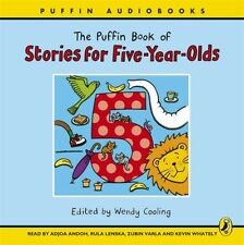 The Puffin Book of Stories for Five-year-olds (Audio CD), 9780141806921