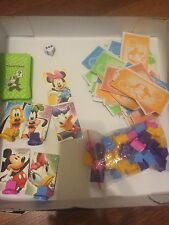 Mickey Mouse Juvenil Monopoly  Spanish Español not complete