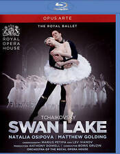 Tchaikovsky: Swan Lake [Blu-ray], New DVDs