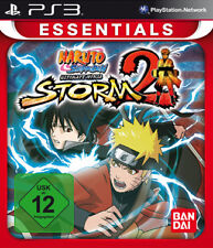 Naruto Shippuden-Ultimate Ninja Storm 2-Essentials - [ps3]