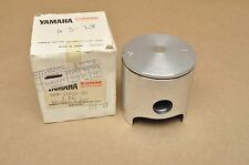 NOS New Yamaha 1975 GPX433 .25 Over size Piston 68.25 mm 889-11635-00