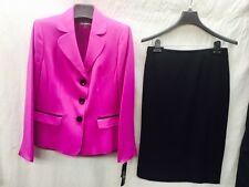 LESUIT SKIRT SUIT/NEW WITH TAG/RETAIL$200/SIZE 16/FULL LINED/MACYS STORE