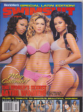 SPRING 2005 BLACKMENS SWIMSUIT EXTRA magazine LATIN EDITION