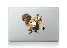 "Scrat from Ice Age Macbook Air/Pro/Retina 13""/15"" sticker"