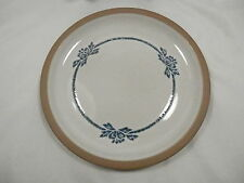 Salad Plate BLUE PRINT by Midwinter Japan Oven to Table Excellent Tan (Loc5)