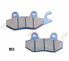 Front brake disc pads for Kawasaki BN125  KLR650 2008-2009 NINja 250R 2008-2012