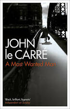 Un MOST WANTED MAN BY JOHN LE CARRE (tascabile, 2009) libro