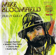 "Mike Bloomfield ""Hully Gully"" 10 Tracks CD Sealed Cosmo DSB New"