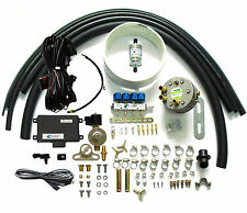 Propane LPG  Sequential Injection System Conversion Kit for 3 4 cylinder EFI Car