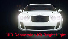 55W H7 5000K CAN BUS Xenon HID Conversion KIT Warning Error Free Bright White
