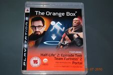 The Orange Box PS3 Playstation 3 Half Life 2 & Portail