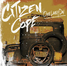 One Lovely Day - Citizen Cope (2012, CD NIEUW)